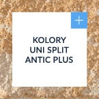 kolory uni split® antic plus