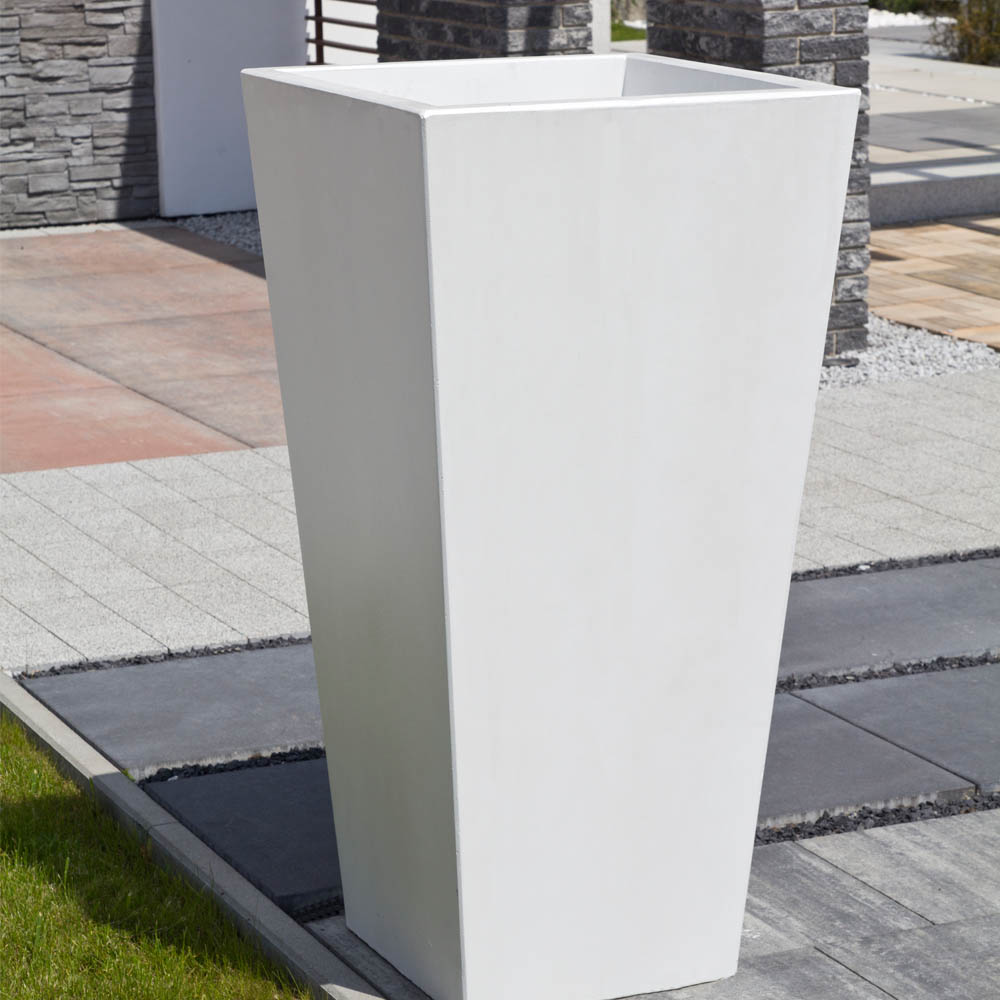 CONICAL AND TRAPEZOIDAL PLANTERS