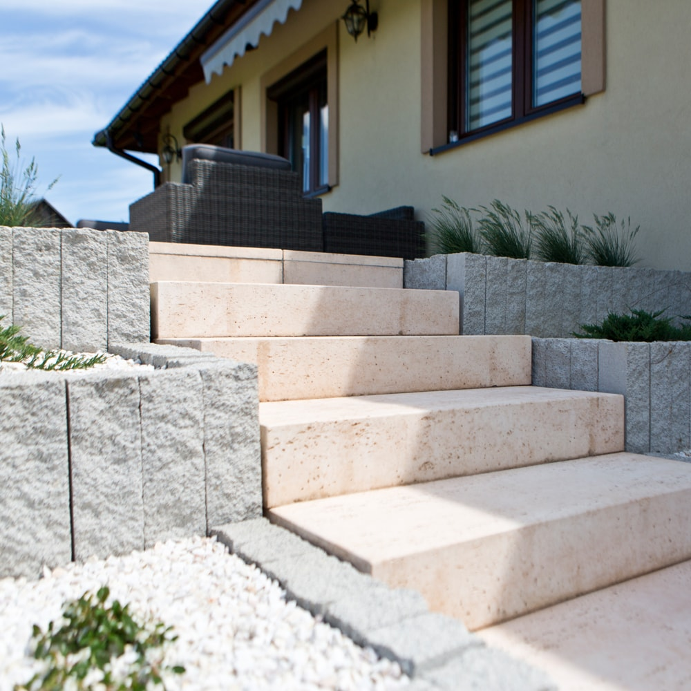 BLOCK STEPS KAVERO