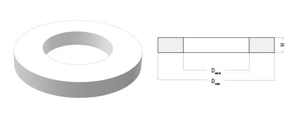 pierścień odciążający 1