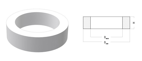 pierścień odciążający 2
