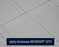 płyty xl novator city