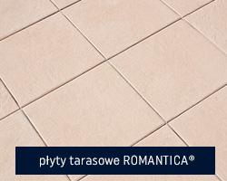 płyty tarasowe romantica