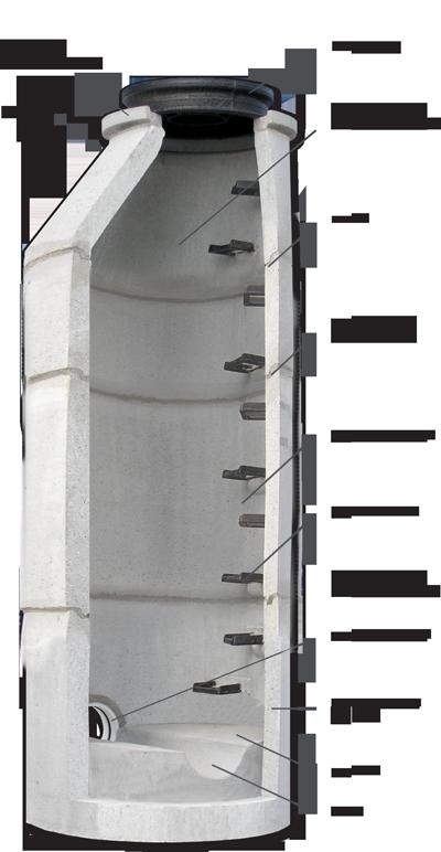 Intrac Studnie Kanalizacyjne Typu F Bruk Bet